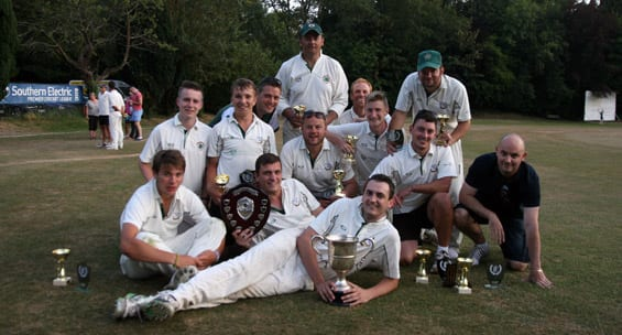 Calmore scoop Border League double