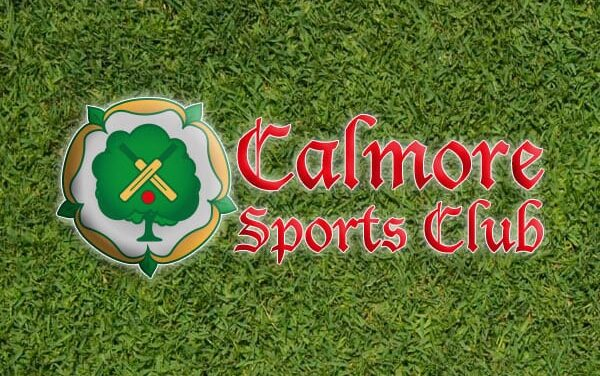 Calmore Sports 1st XI fixtures for 2021 (hopefully!!)
