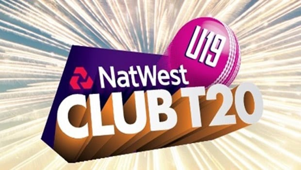 Under 19s start NatWest U19 Club T20 season