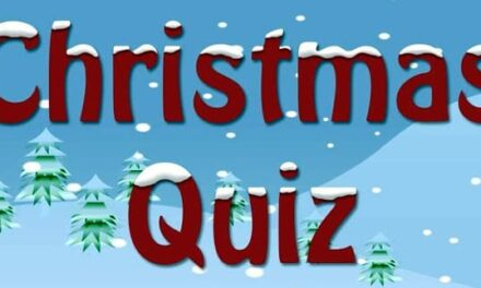 Christmas Quiz and Raffle – Friday 4th December