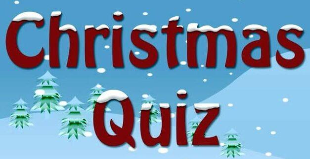 Calmore Sports Christmas Quiz 2019