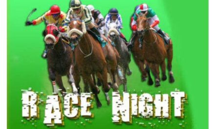 St.Patrick's Day Race Night – 18th March