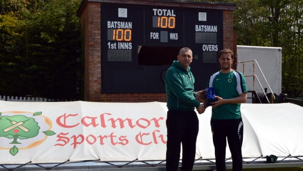 Mark Lavelle reaches 100 Calmore SPCL appearances
