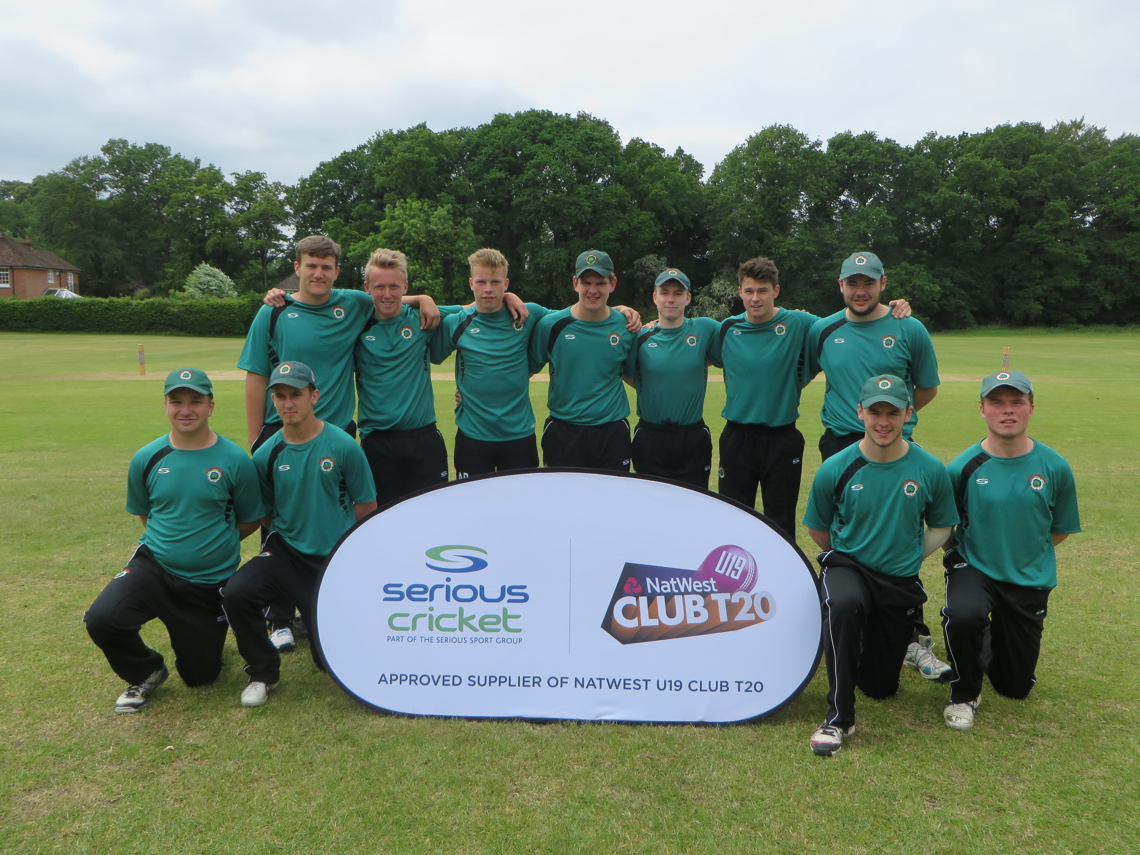 U19s – Calmore Victorious in Battle Of Totton