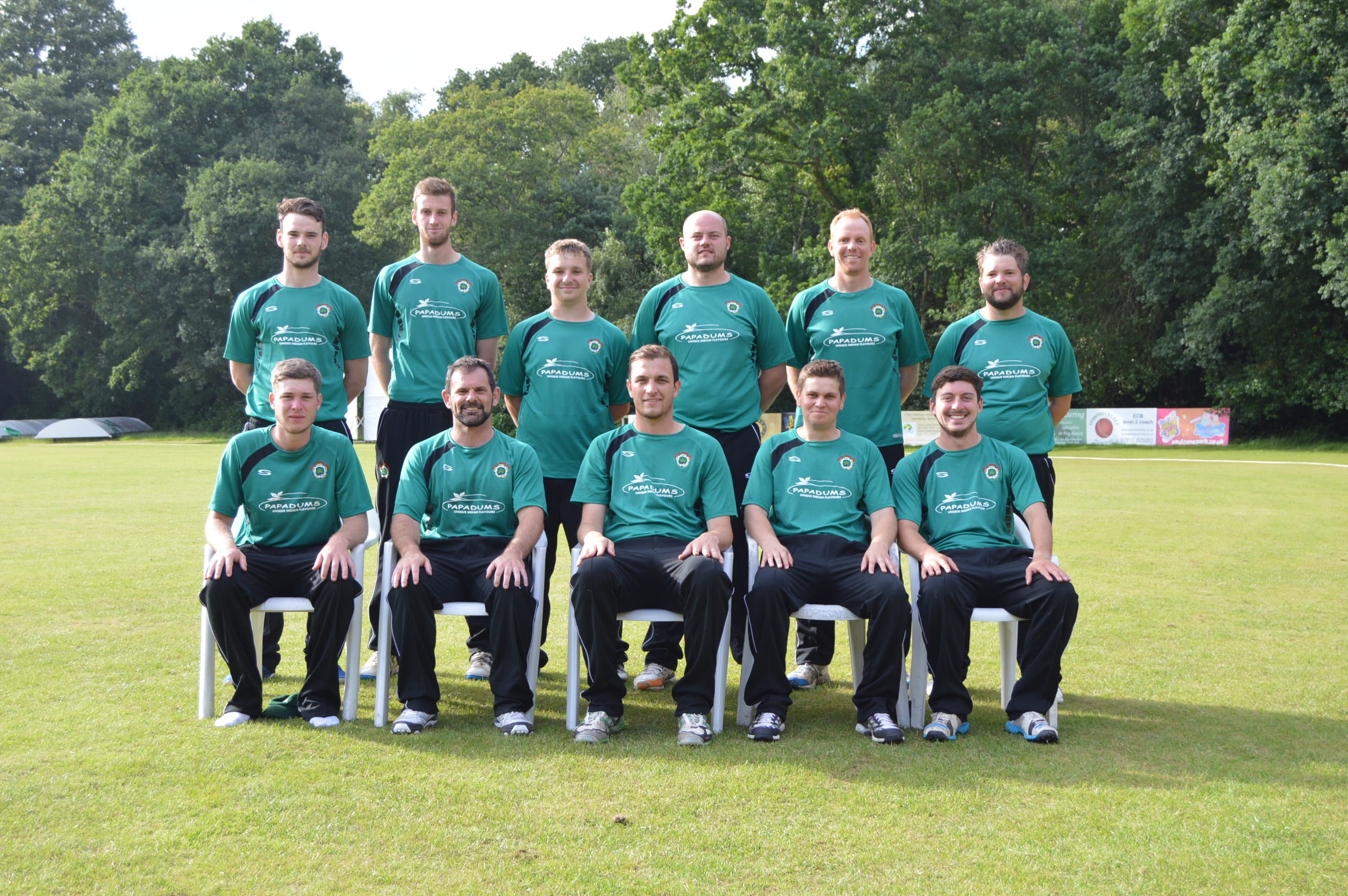 1st XI – Fawley Flame Extinguished By All Round Display