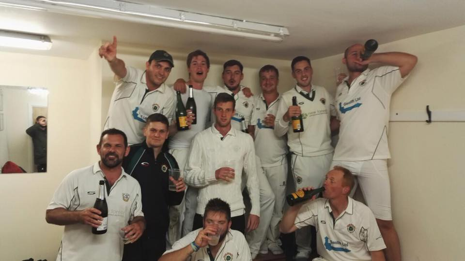 1st XI ARE SPL DIVISION 2 CHAMPIONS!