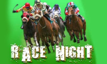 Calmore Sports Race Night & Steve Wright Leaving Party