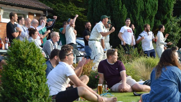 CALMORE SPORTS – SPCL DIVISION 1 CHAMPIONS!!!