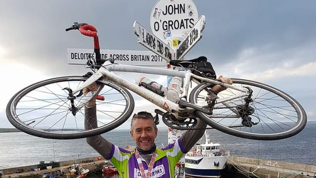 Woody – the cycling hero