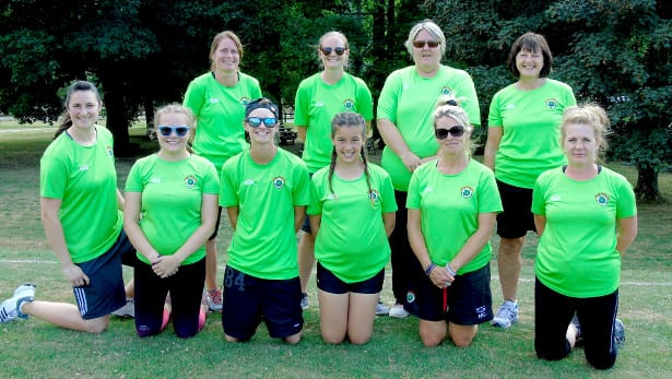 Calmore Girls become HCB Focus Club in 2019
