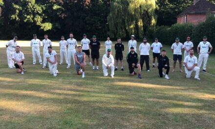 PERRY CENTURY IN VAIN AS MANNING XI WIN SEASON OPENER