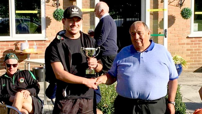 "BEN PERRY LIFTS 2020 ""YORKSHIREMAN TROPHY"""