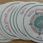Calmore Sports Car Stickers