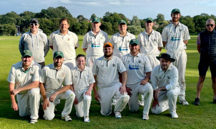 THE 'INVINCIBLE' 3s CROWNED CHAMPIONS
