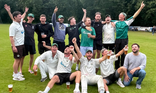 CALMORE ARE GOING TO LORD'S!!!